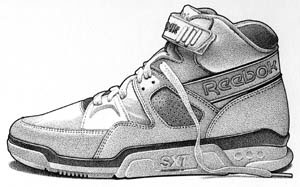illustration-Products_Sneaker-Randy Glass