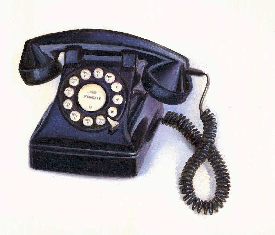 illustration-Products_Telephone-Mike Jaroszko