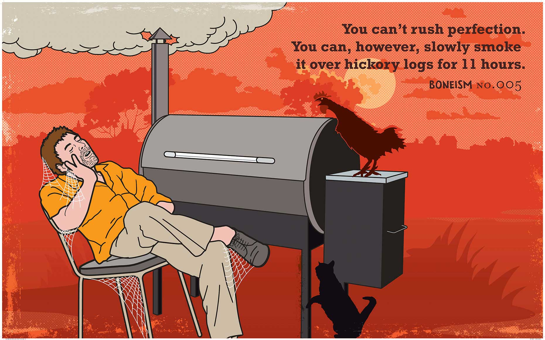 illustration-Technical-and-How-To_Hickory-Smoker-Boneism-Jon-Rogers