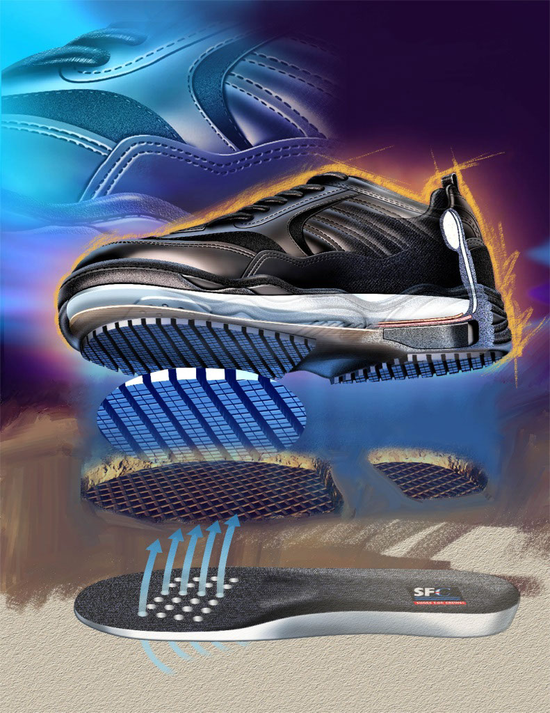 illustration-Technical_Shoe pieces-Tony Randazzo