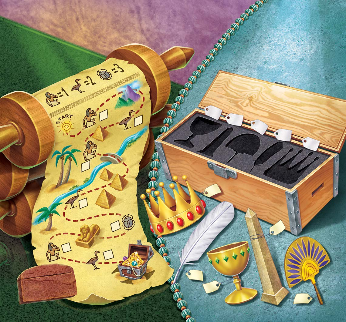 illustration-products_and_still-life-kfc_box4_insidetop-hieroglyphics-game-John Hom