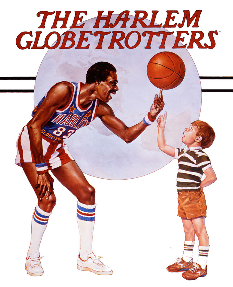 illustration-retro_globetrotters-Bill Garland