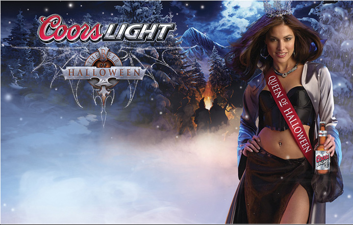 photo-cgi-coors light_queen of halloween